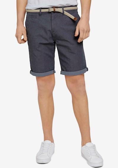 TOM TAILOR DENIM Chino hlače u mornarsko plava, Prikaz modela