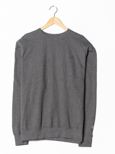 Champion Authentic Athletic Apparel Sweatshirt in XL in dunkelgrau, Produktansicht