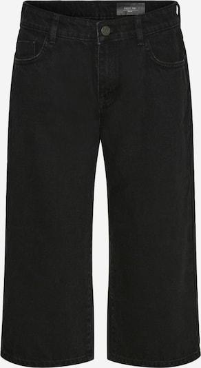 Noisy may Shorts 'NMMANDY' in schwarz, Produktansicht