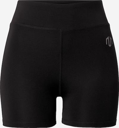 MOROTAI Shorts 'NAKA' in schwarz, Produktansicht