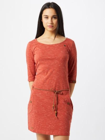 Ragwear Kleid 'Tanya' in rot, Modelansicht