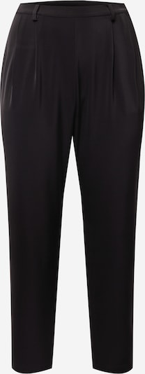 Guido Maria Kretschmer Curvy Collection Pleat-Front Pants 'Jasmin' in Black, Item view