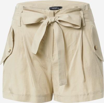 Trendyol Shorts in hellbeige, Produktansicht
