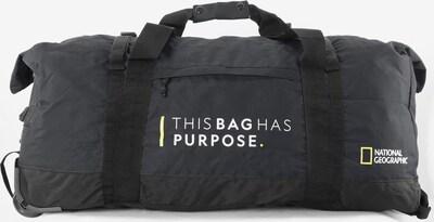 National Geographic Reisetasche 'Pathway' in schwarz, Produktansicht