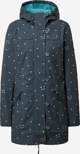 Blutsgeschwister Toiminnallinen pitkä takki värissä savunsininen, Tuotenäkymä