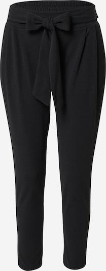 Pantaloni cutați 'Emilia' Hailys pe negru, Vizualizare produs