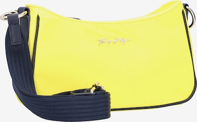 TOMMY HILFIGER Umhängetasche 'Neon' in dunkelblau / neongelb, Produktansicht
