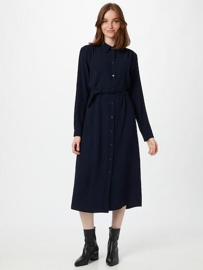 SEIDENSTICKER Kleid in dunkelblau, Modelansicht