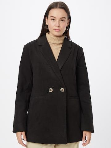 VILA Blazer 'POKU' in Black