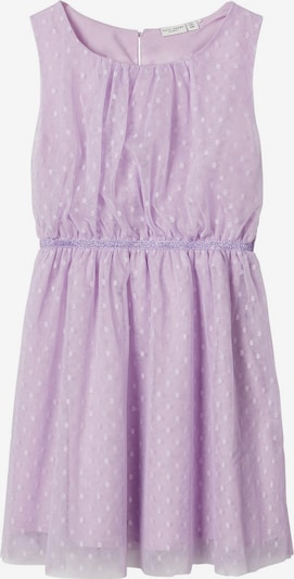 NAME IT Kleid in lila: Frontalansicht