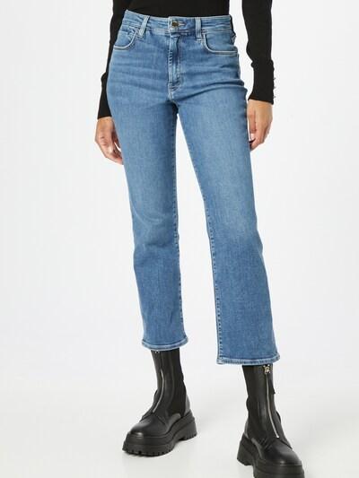s.Oliver BLACK LABEL Jeansy w kolorze niebieski denimm, Podgląd na modelu(-ce)