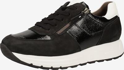Paul Green Sneaker in schwarz / weiß, Produktansicht