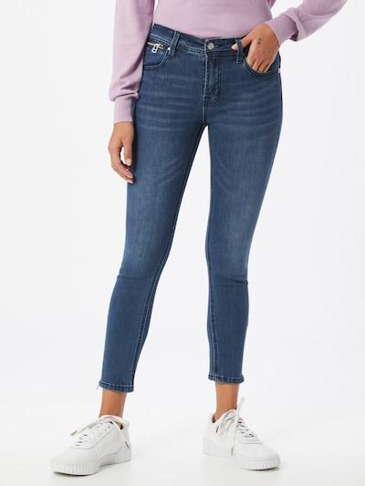 Jeans 'Tyra' ZABAIONE di colore blu scuro: Vista frontale