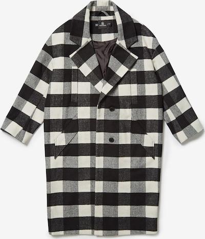 Volcom Wintermantel in schwarz / weiß, Produktansicht
