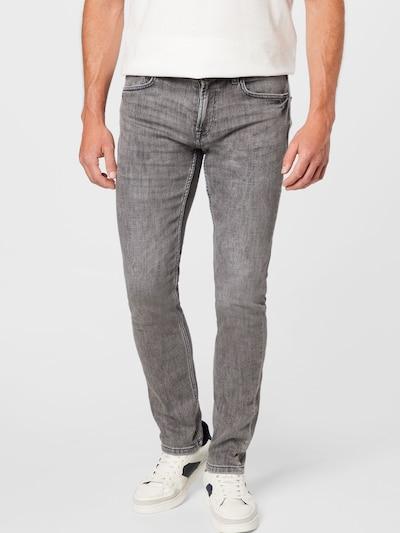 Only & Sons Jeans 'ONSLOOM LIFE SLIM BLACK PK 9814' in black denim, Modelansicht