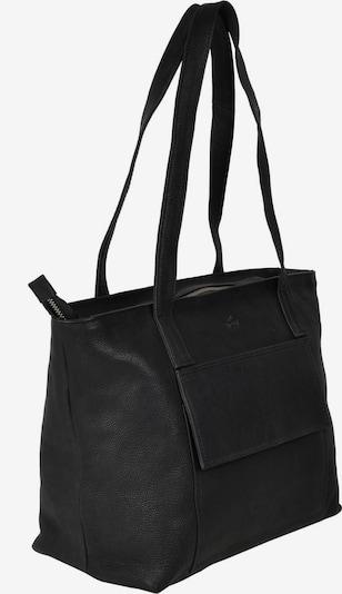ADAX Shopper 'Karoline' in schwarz, Produktansicht