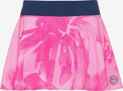 BIDI BADU Skort Zina mit sommerlichem Muster in pink, Produktansicht
