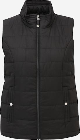 Vero Moda Tall Vest 'SIMONE' in Black