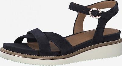 Sandale cu baretă TAMARIS pe bleumarin, Vizualizare produs
