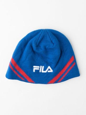 FILA Mütze in XS-XXL in Blau