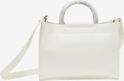usha WHITE LABEL Handtasche in weiß: Frontalansicht