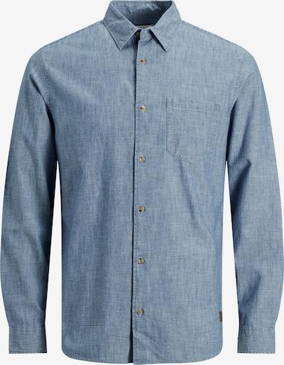JACK & JONES Hemd 'Kendrick' in blue denim, Produktansicht