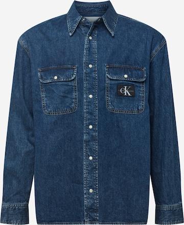 Camicia di Calvin Klein Jeans in blu