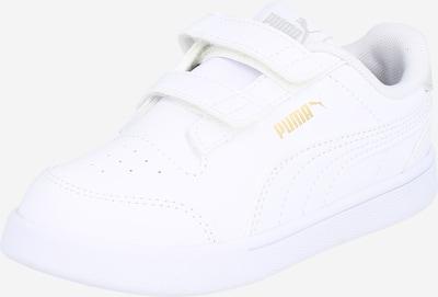 PUMA Sneaker 'Shuffle V' in gold / weiß, Produktansicht