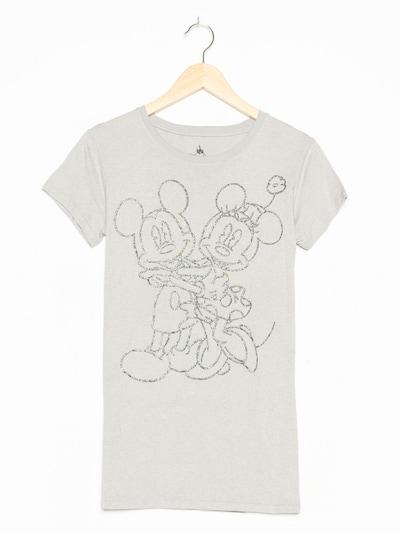 DISNEY T-Shirt in S in hellgrau, Produktansicht