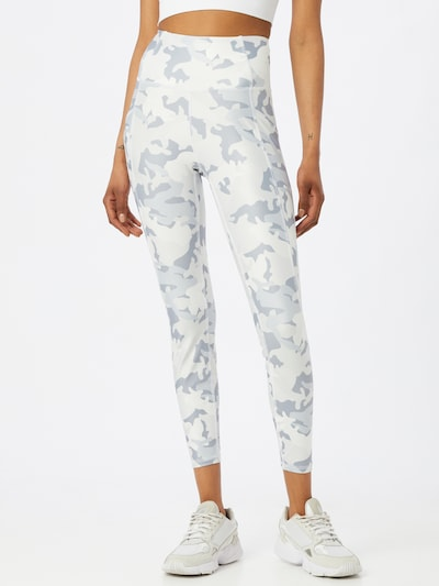 Marika Sporthose 'SIA' in opal / grau / weiß, Modelansicht