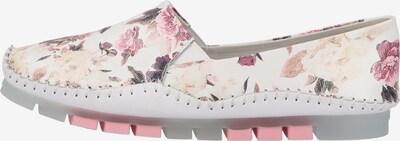 COSMOS COMFORT Slipper in mischfarben / weiß, Produktansicht