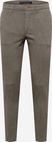 Pantaloni chino 'MAD' di DRYKORN in marrone
