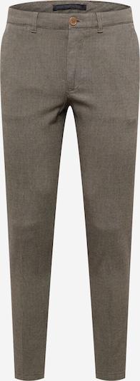 DRYKORN Čino bikses 'MAD', krāsa - gaiši brūns / tumši brūns, Preces skats