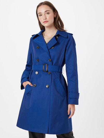 Palton de primăvară-toamnă Lauren Ralph Lauren pe albastru regal, Vizualizare model
