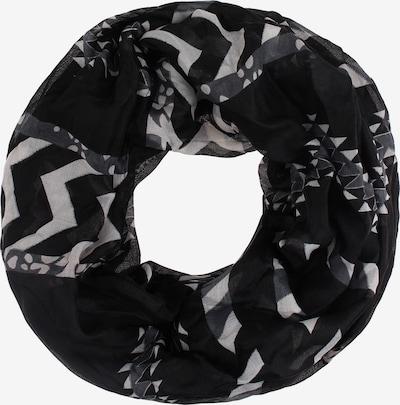 faina Kruhový šál 'Serie Ocy' - sivá / čierna, Produkt
