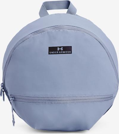 UNDER ARMOUR Sportrucksack in rauchblau / schwarz, Produktansicht