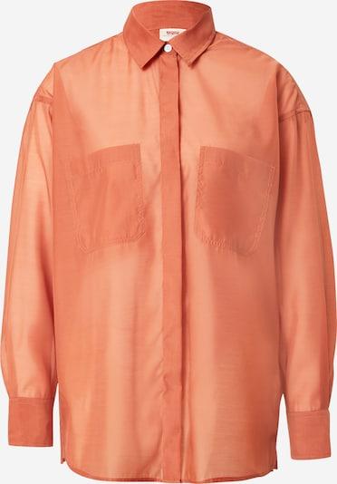 LEVI'S Bluse 'EUNICE UTILITY SHIRT' i oransjerød, Produktvisning