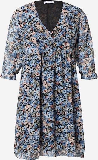 Hailys Kleid 'SH P DR Silvia' in creme / blau / hellblau, Produktansicht