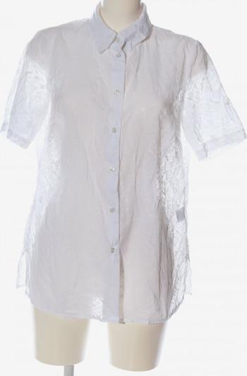 MONA Hemd-Bluse in L in weiß, Produktansicht