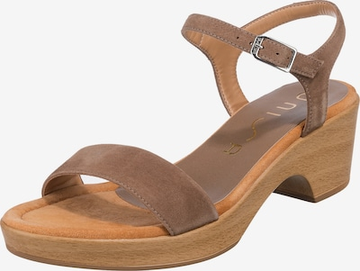 UNISA Sandalette 'Irita' in taupe, Produktansicht