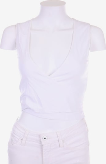 Brandy Melville Top & Shirt in M in White, Item view