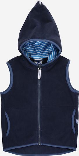 FINKID Bodywarmer 'POPPELI' in de kleur Navy / Blauw denim, Productweergave