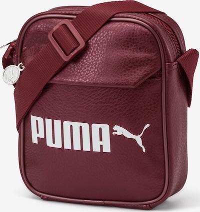 PUMA Campus Umhängetasche in rot, Produktansicht