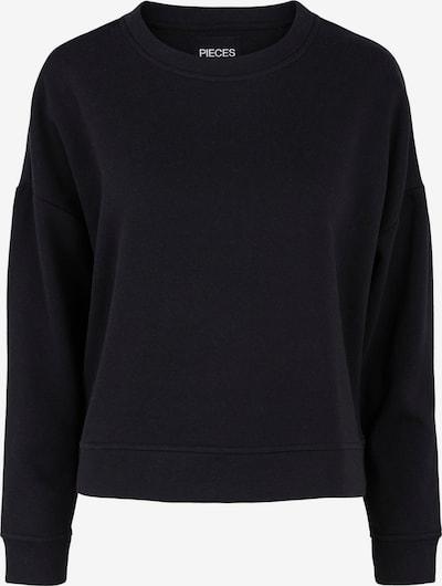 PIECES Sweatshirt 'Chilli' i sort, Produktvisning
