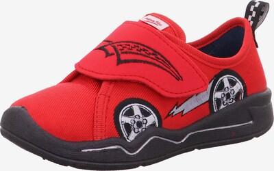 Sneaker 'Benny' SUPERFIT di colore rosso, Visualizzazione prodotti
