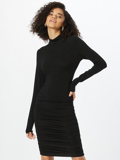 mbym Kleid 'Faustine' in schwarz, Modelansicht