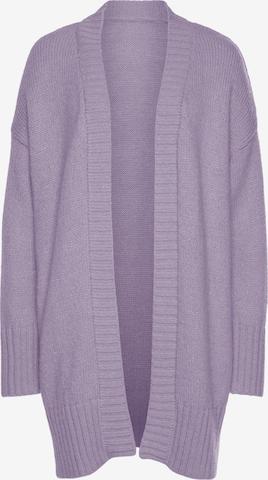 LASCANA - Cárdigan en lila