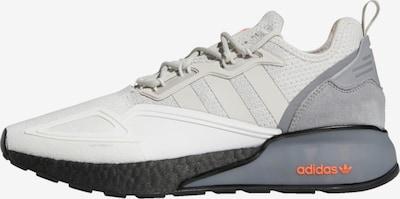 ADIDAS ORIGINALS Sneaker in grau / hellgrau / weiß, Produktansicht