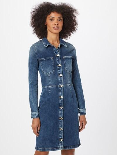 LTB Рокля тип риза 'Halsey' в синьо, Преглед на модела