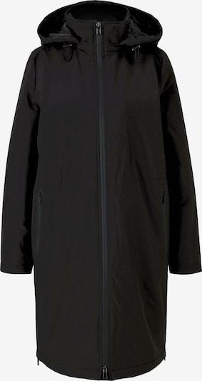 TOM TAILOR Winterparka in schwarz, Produktansicht